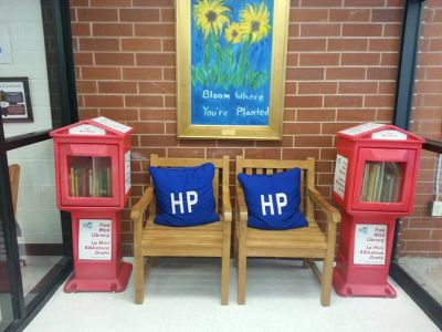 Mini Libraries - Highpoint Elementary