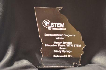 2014 STEM AWARD