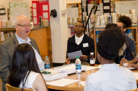 TAG-Ed Internship Workshop - North Springs Charter High