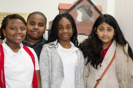After-School All-Stars - Anne Frank Exhibit