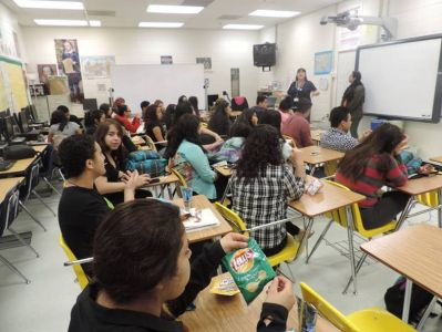 Link with a Leader: RIverwood International Charter School