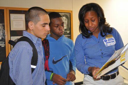 Riverwood International Charter Career Event