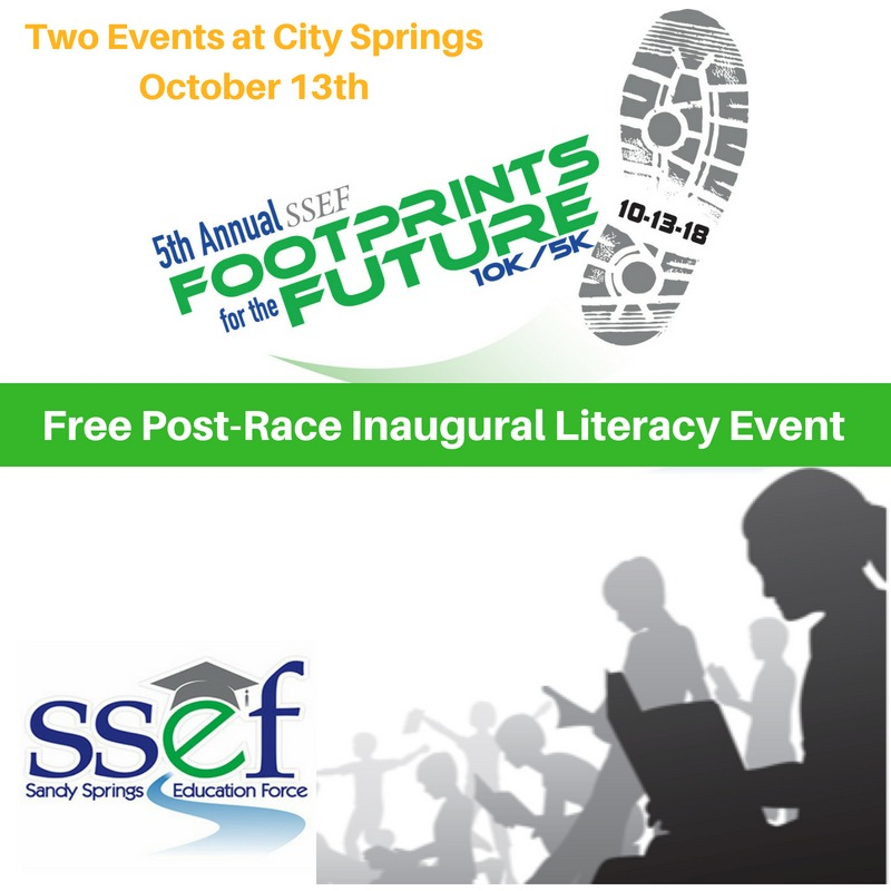 5th Annual Footprints for the Future Road Race