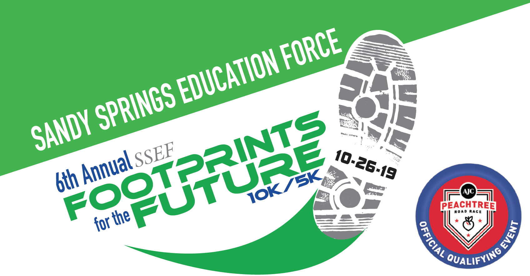 6th Annual Footprints for the Future Road Race