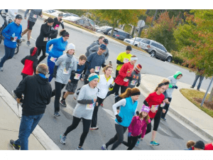 Footprints For The Future 5K
