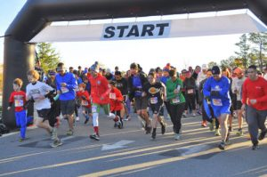 4th Annual Footprints for the Future Road Race