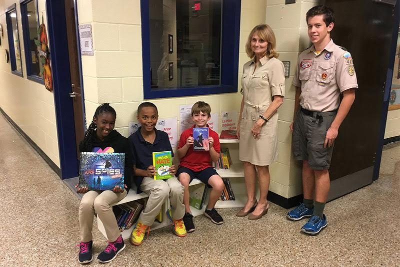 Sandy Springs Education Force Powers Atlanta's Bright Young Minds