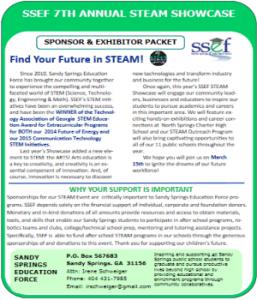 STEAM 2017 Sponsor & Exhibitor Packet